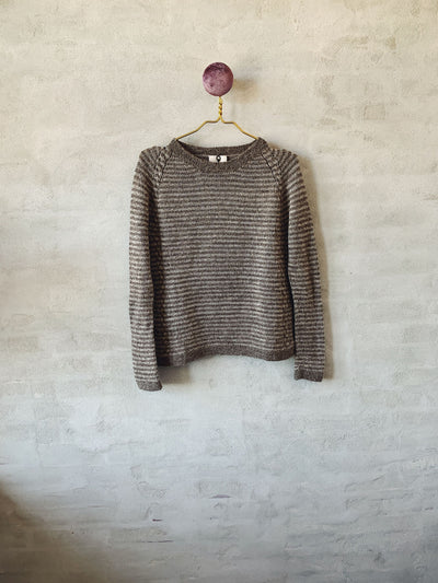Asta sweater, knitting pattern Knitting patterns Önling - Katrine Hannibal