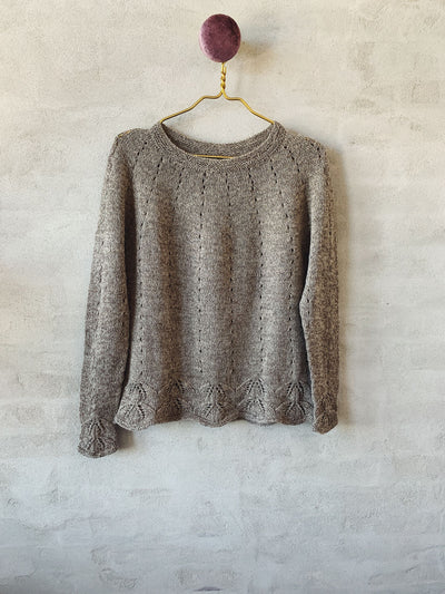 Axis sweater, knitting pattern Knitting patterns Önling - Katrine Hannibal