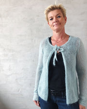 Babette cardigan, knitting pattern Knitting patterns Önling - Katrine Hannibal