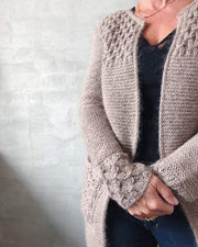 Beatrice cardigan, No 2 knitting kit