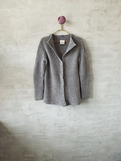Becky cardigan, No 1 + silk mohair kit Knitting kits Önling - Katrine Hannibal
