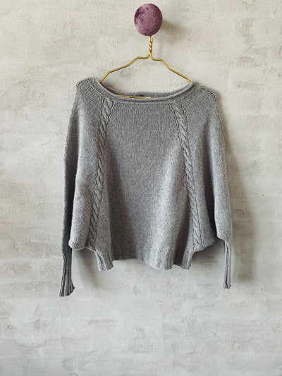 Benedicte sweater, knitting pattern Knitting patterns Önling - Katrine Hannibal