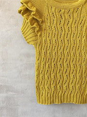 Buenos Aires Tee by Yarn Lovers, No 14 knitting kit