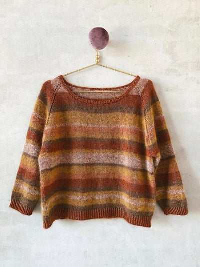Knitting pattern for Chloé sweater.