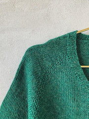 Frigga V-neck, Everyday knitting kit