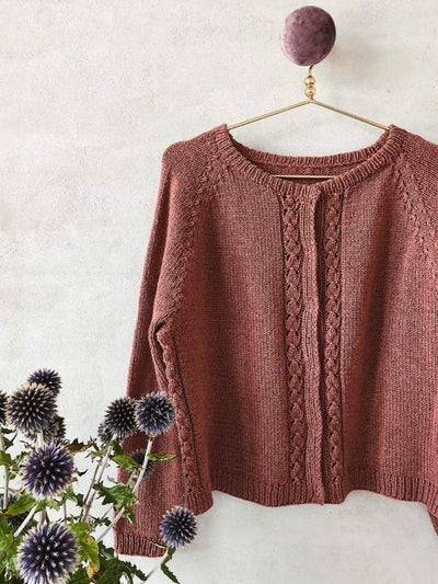 Hedvig cardigan knitting pattern
