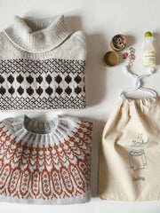 Nordic knitting box - luxury Knitting boxes Önling - Katrine Hannibal