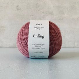 Önling No 1, Sustainable merino/angora yarn Yarn Önling_Önling