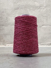 Dark rose Önling No 12 everyday yarn, wool and cotton - Önling Nordic knitting patterns and yarn