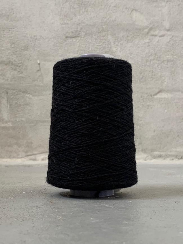 Önling No 12 - Everyday yarn, wool and cotton Yarn Önling Black (26)