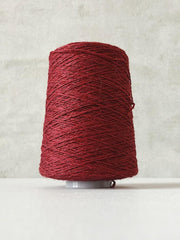 Christmas red Önling No 12 everyday yarn, wool and cotton - Önling Nordic knitting patterns and yarn