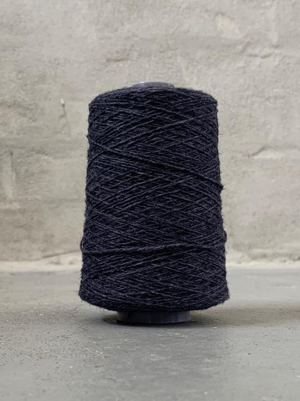 Önling No 12 - Everyday yarn, wool and cotton Yarn Önling Dark blue mixed (29)