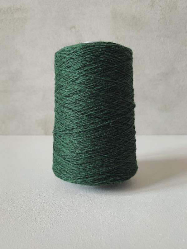 Önling No 12 - Everyday yarn, wool and cotton Yarn Önling Forest green (38)