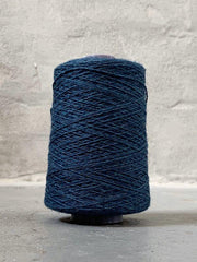 Jeans blue Önling No 12 everyday yarn, wool and cotton - Önling Nordic knitting patterns and yarn