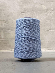 Light blue Önling No 12 everyday yarn, wool and cotton - Önling Nordic knitting patterns and yarn
