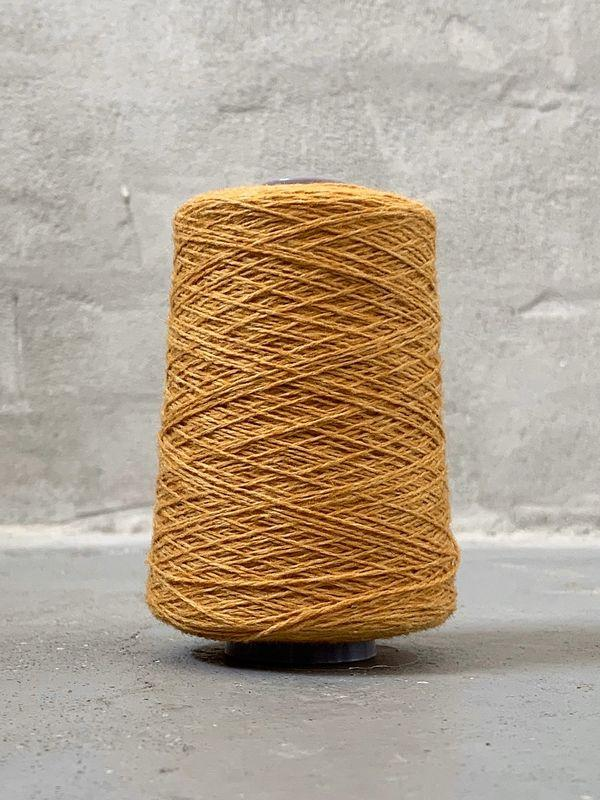 Yellow Önling No 12 everyday yarn, wool and cotton - Önling Nordic knitting patterns and yarn