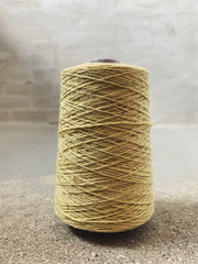 Light yellow Önling No 12 everyday yarn, wool and cotton - Önling Nordic knitting patterns and yarn