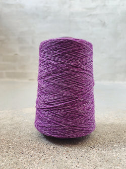 Violet Önling No 12 everyday yarn, wool and cotton - Önling Nordic knitting patterns and yarn