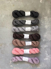 Önling No 3 soft luxury yarn made of mink, cashmere, wool and viscose, 7 colors