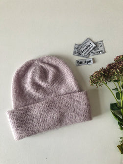 Oslo hat - Mohair edition by PetiteKnit, No 11 + silk mohair Knitting kits PetiteKnit