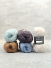 Silk Mohair - Isager Yarn