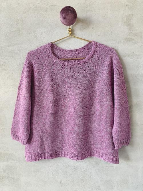 Silk Sweater, Everyday knitting kit