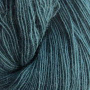 Isager Spinni 100% wool, color no 16, petrol blue
