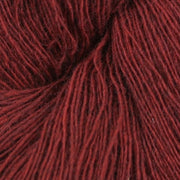 Isager Spinni 100% wool, color no 32s, red