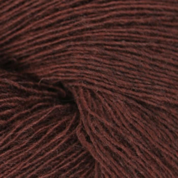 Isager Spinni 100% wool, color no 33s, chestnut brown