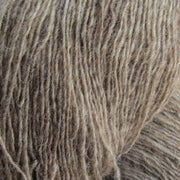 Isager Spinni 100% wool, color no 7s, light brown