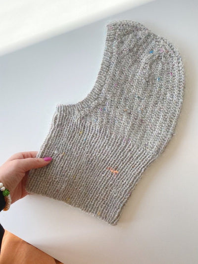 Wonderland Balaclava by Spektakelstrik, knitting pattern Knitting patterns Spektakelstrik