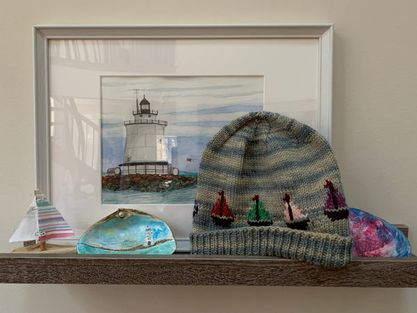 Smooth Sailing Hat Pattern