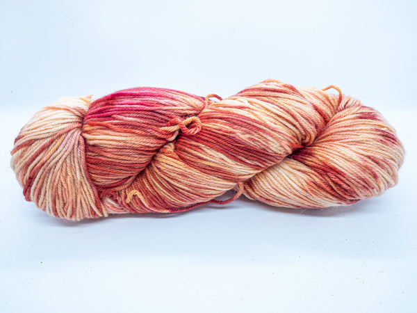 Tiger Lily on Deluxe Sock