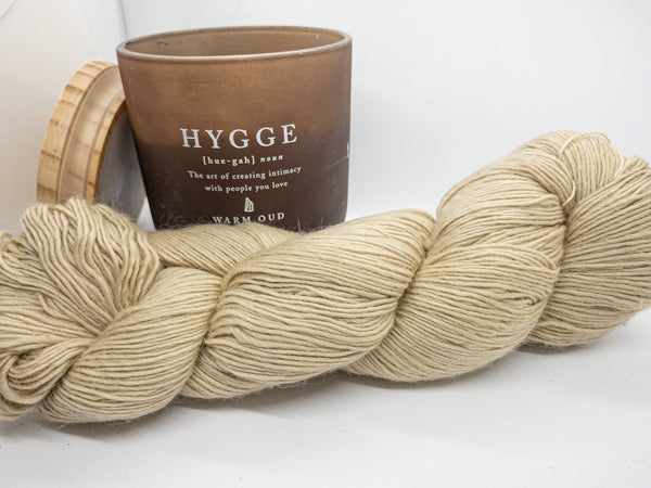 Hibernate on Merino Mohair Fingering
