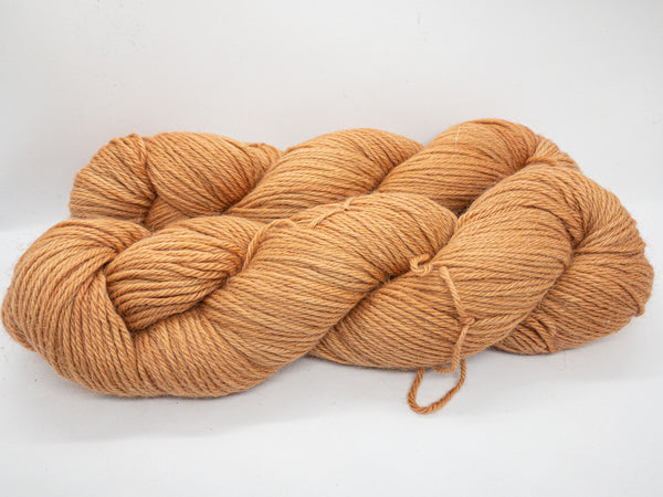 Falling Leaves on Baby Alpaca DK