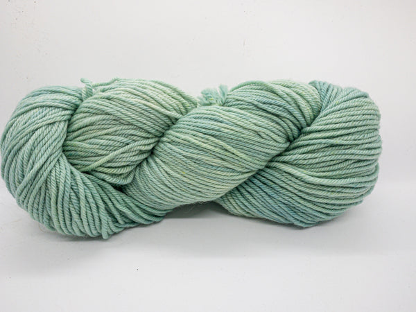 February Vacation on Superwash DK Merino/Cashmere/Nylon Blend