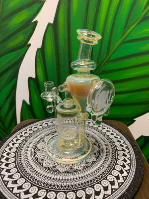 Timez Glass Recycler - hempgeek