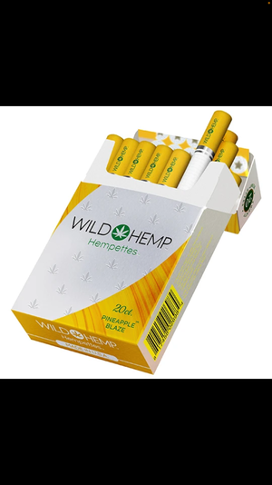 Wild Hemp Pineapple single pack - hempgeek