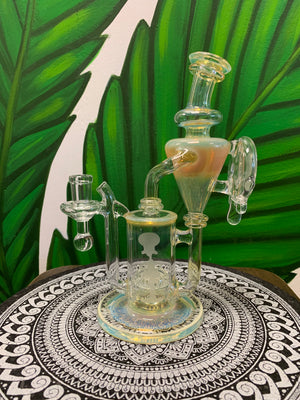 Timez Glass Recycler