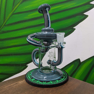 PAG Phatt Ass Glass recycler rig 2020 made