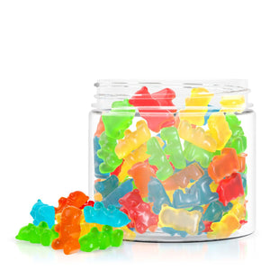 Relax Gummies - CBD infused Gummy Bears - HempWholesaler.com