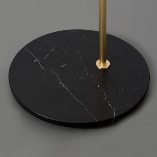 CTO Lighting HERON Marble Based Floor Light