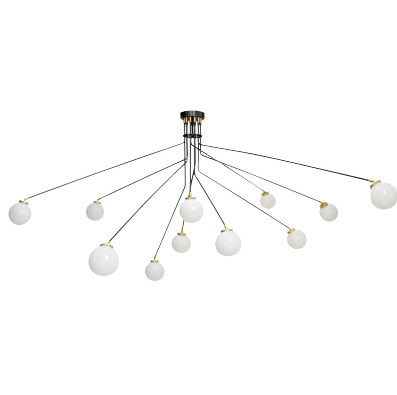 CTO Lighting ARRAY OPAL LARGE Pendant Light