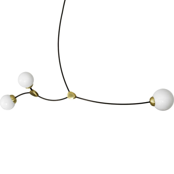 CTO Lighting IVY HORIZONTAL 3 Pendant Light