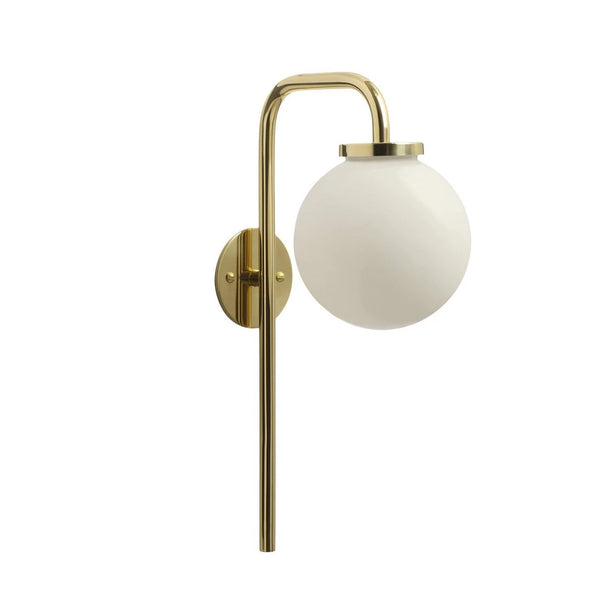 CTO Lighting BIG BULB OPAL Wall Light