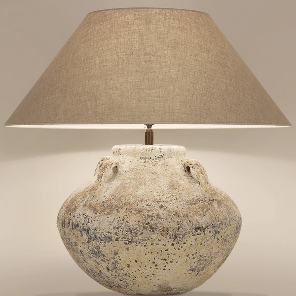 Connato Ceramic Lamp by Tierlantijn