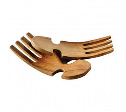 Nielsen House Kora Wooden Salad Hands