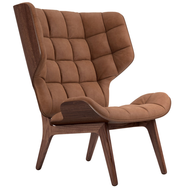 MAMMOTH CHAIR Vintage Leather by NORR11