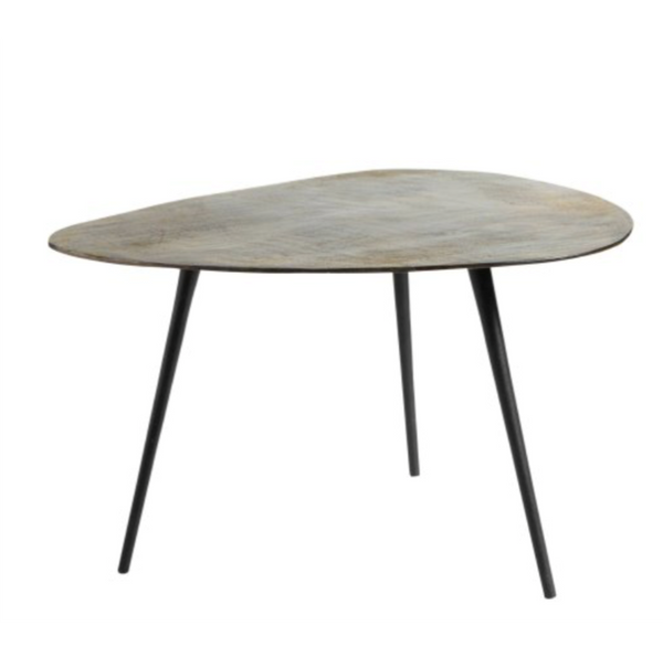 Muubs Hitch Organic Round Coffee Table