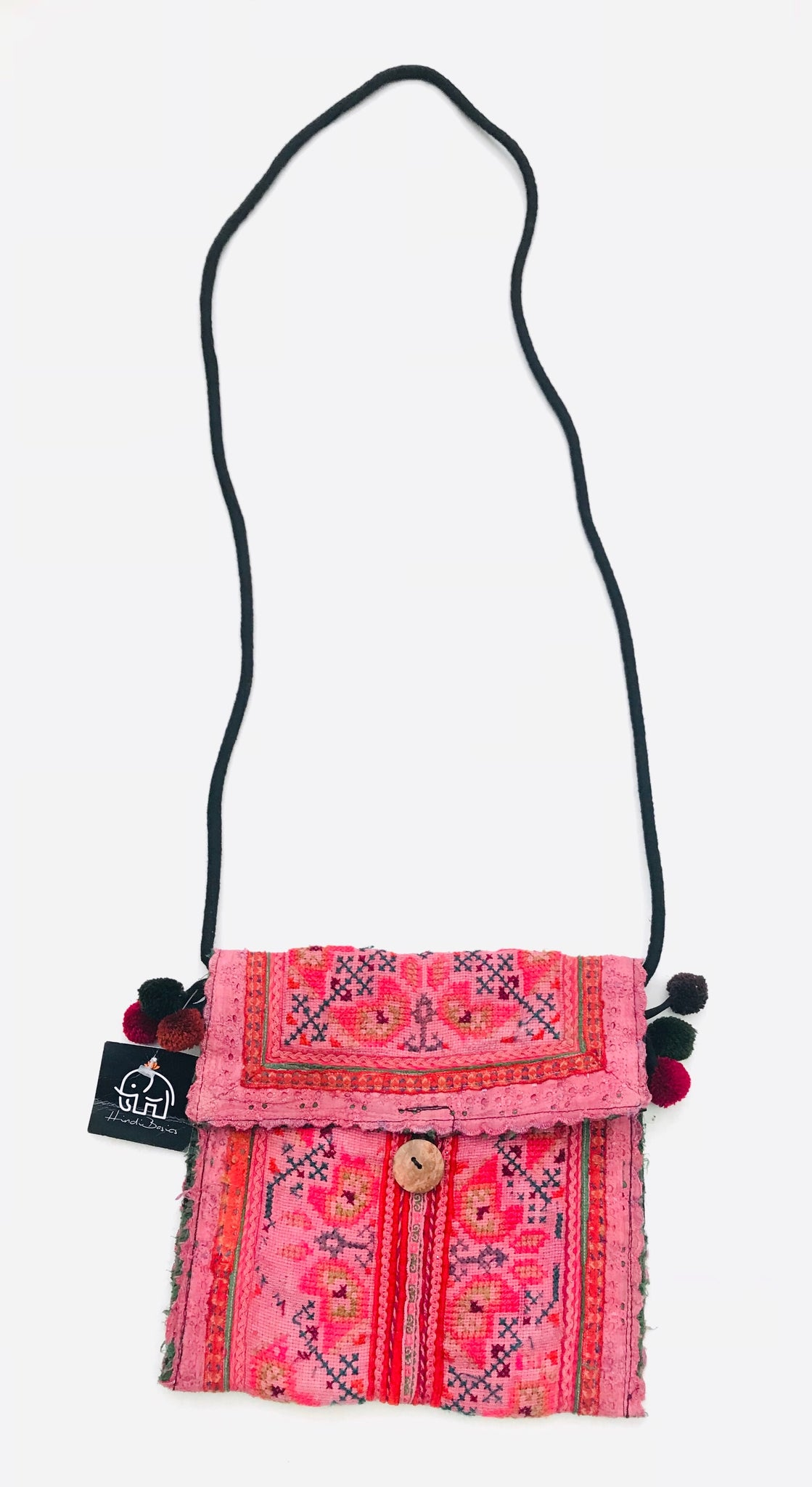 Carterita Rectangular Crossbody  (HB-CR)